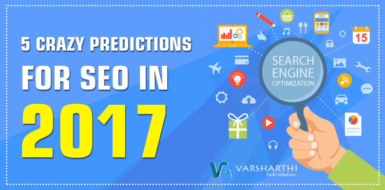 SEO services, Five Predictions for SEO in 2017