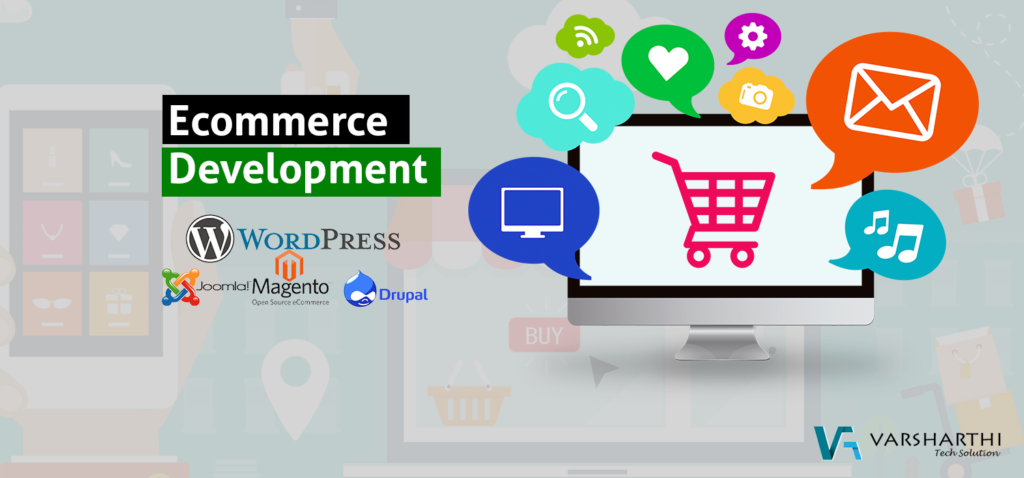 ecommerce web development, eCommerce Web Solution