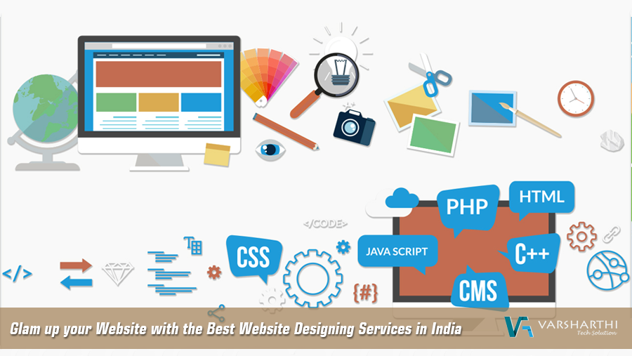 website designing services, Website design services India