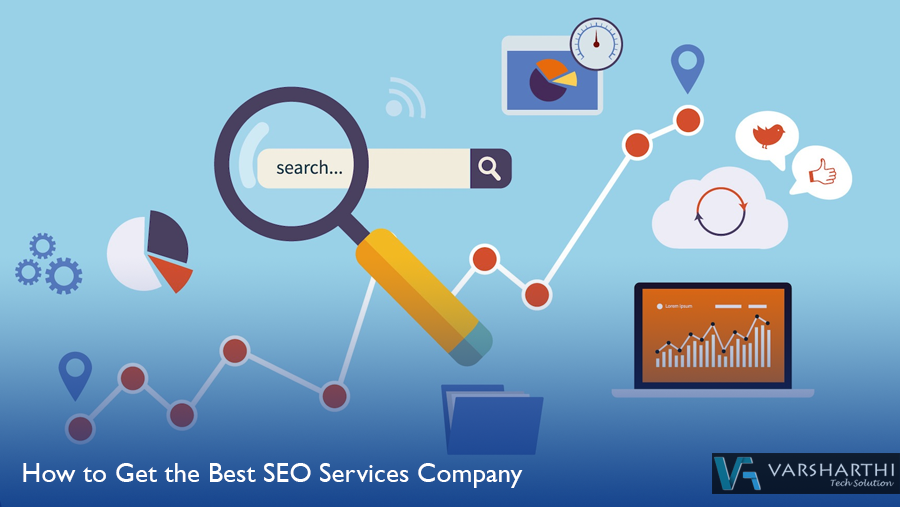 How to Get the Best SEO Services company Seo services India