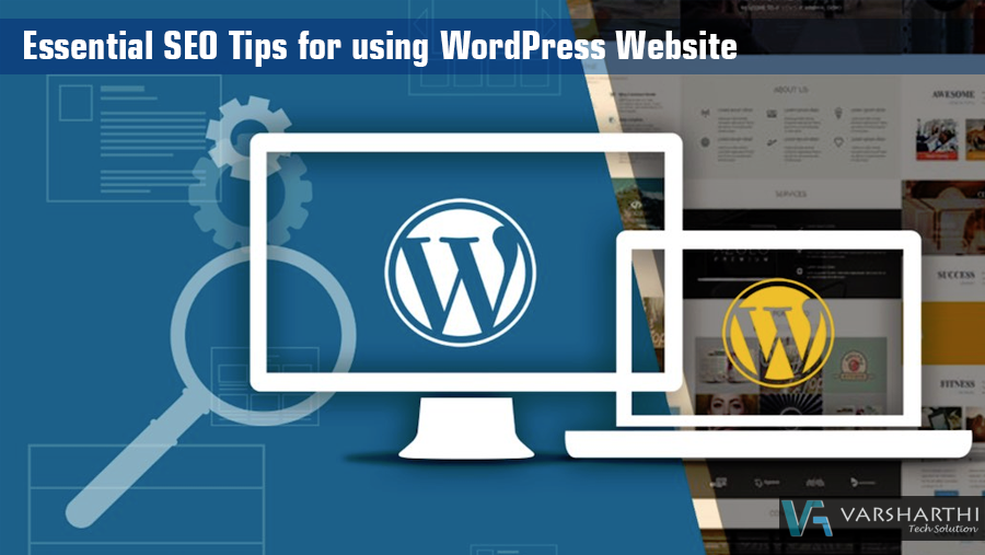 SEO Tips for using WordPress Website